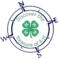 Discover the Treasure of 4-H compass
